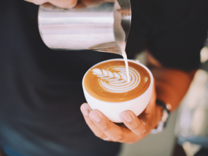 Coffee at Ambarella