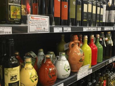 A selection of Groceries at Ambarella