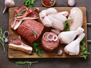 Meat at Ambarella's Butcher